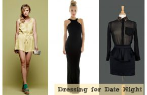 dressing for date night a