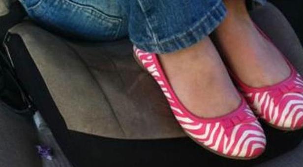 ninja pink shoes