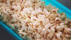popcorn additive free lunch