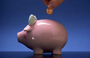 money teach kids save