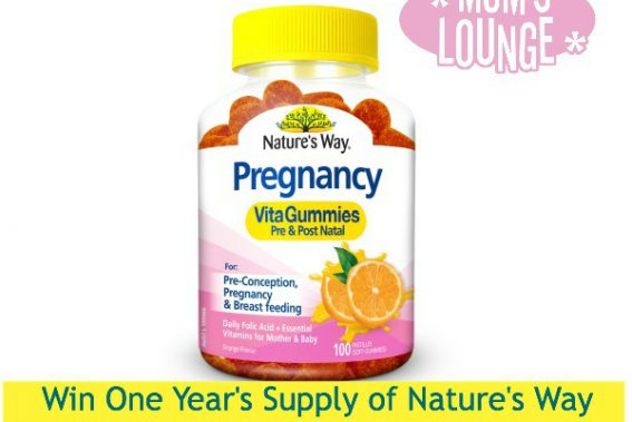 2 Natures Way pregnancy vitagummies