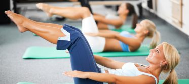 a Pilates POISE purchased istock