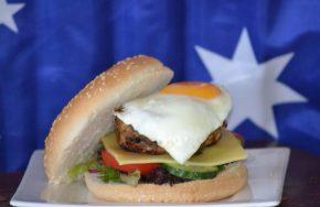 iga supermarket easy aussie beef burger recipe