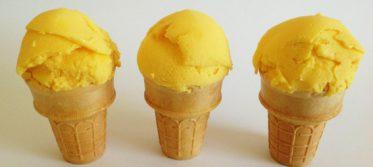 Mango Frozen Yoghurt1