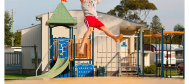 Discovery Holiday Parks giveaway