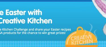 CREATIVE KITCHEN Easter Recipe - IGA Supermarkets Australia