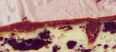 1 oreo cheesecake bar