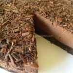 No-Bake Nutella Cheesecake Food