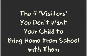 bring home from school