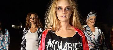 are you a mombie zombie