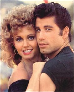 Sandy and Danny_Source pinterest