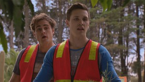 2 - Josh and Kyle discover more problems with the lake's plumbing…