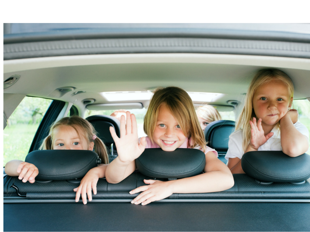 Tips for a stress free family road trip