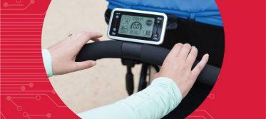 britax ebrake stroller technology
