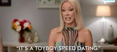 real housewives of melbourne toyboy speed dating