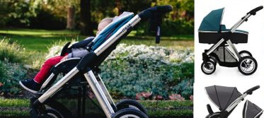 oyster max stroller
