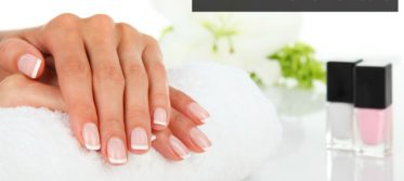 10 step at home manicure
