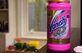 vanish gold 30 second challenge