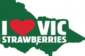 i love vic strawberries logo2