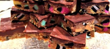 licorice allsort slice recipe
