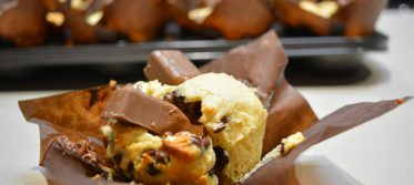 tim tam muffins