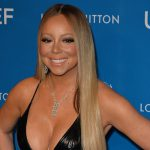 The 6th Biennial UNICEF Ball ARRIVALS Sponsored by Louis Vuitton Pictured: Mariah Carey Ref: SPL1208167 130116 Picture by: All Access Photo Splash News and Pictures Los Angeles: 310-821-2666 New York: 212-619-2666 London: 870-934-2666 photodesk@splashnews.com