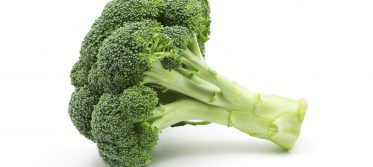 snapping brocolli