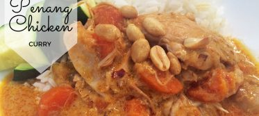 penang chicken curry recipe