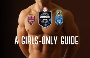 Girls only state of origin