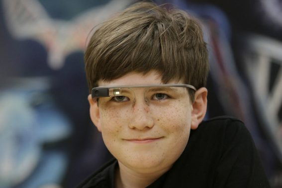 Autism Google Glasses
