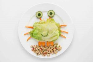grabby crabby food art holiday inn