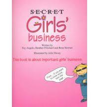 secret girl's business