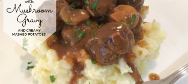 meatballs-with-mushroom-gravy