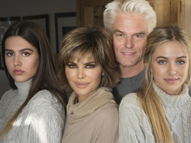 Lisa Rinna's Stunning Daughters Are Getting Set To Tackle