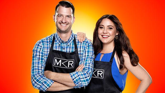 MKR Brett and Marie