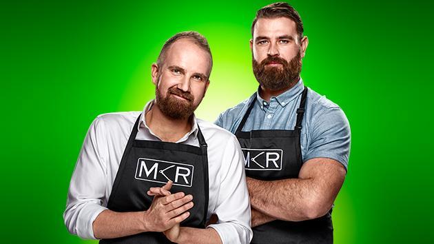 MKR Tim and Kyle