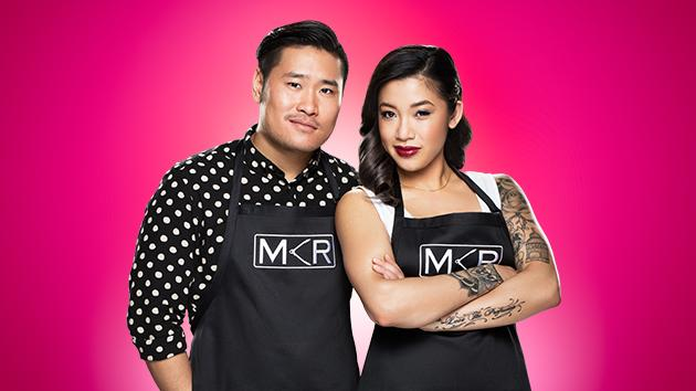 MKR David and Betty