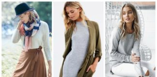 Autumn winter fashion updates 2017