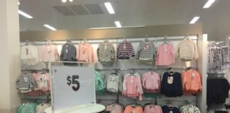 is target missing the mark with kids clothes