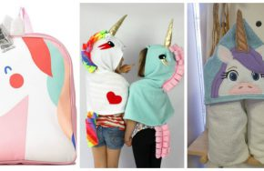 Cool Unicorn Clothes and Accessories For Kids