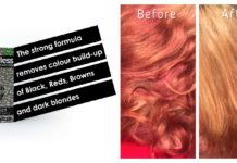 Remove dark colours from your hair yourself colourless max effect our product testers share their thoughts on colourless max effect at home hair colour remover solutioingenieria Choice Image